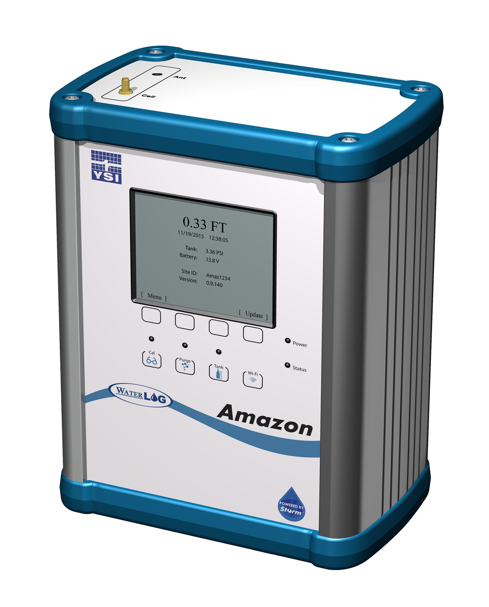 Ysi Amazon Water Level Bubbler