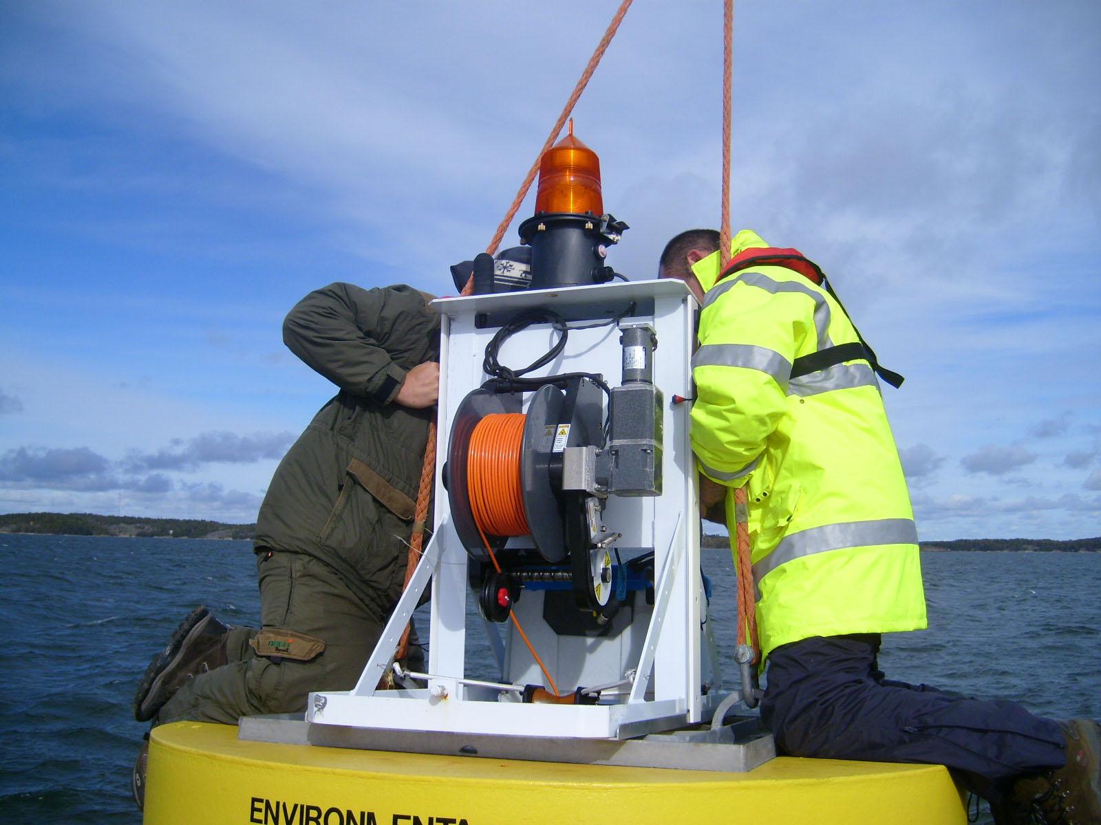 Ysi 6952 Buoy Vertical Profiling System