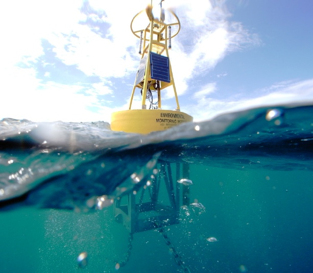 Ysi Emm2 0 Coastal Buoy Xylem Analytics Uk