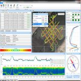 Hydrosurvyer bathymetry software